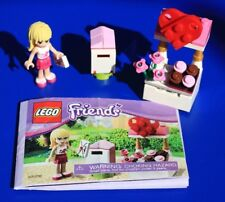 Lego 30105 - Friends - Mailbox polybag - Complete w manual and fig - Excellent!
