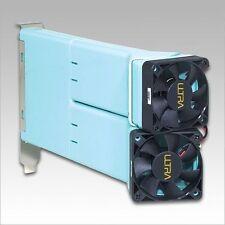 Ultra PC Vent II w/ 2X45mm Fan System Exhaust PCI SLOT