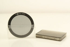 Cokin 160 Linear Polarizer Filter COEF + A Series A Camera Filter Made In France