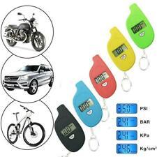 LCD Digital Tire Tyre Air Pressure Gauge Tester Tool Motorcycle Car Kit Aut U8T1