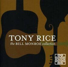 Bill Monroe Collection - Tony Rice (2012, CD NUEVO)