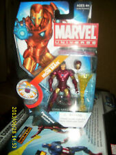 MARVEL UNIVERSE LEGENDS TONY STARK IRON MAN  ACTION FIGURE SERIES 3 # 22