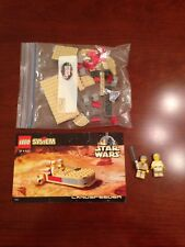 LEGO 7110 Star Wars Landspeeder 100% w/ Instructions & Minifigs EUC!