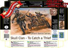 "Master Box 35140 Skull Clan - To Catch a Thief "" Desert Battle Series "" kit 1/35"