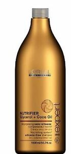 Shampoing Nutrifier - cheveux secs 1500ml - l'oréal Professionnel