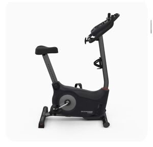 Schwinn Fitness 130 Upright Cardio Home Workout Trainer Exercise Bike