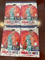 2020-2021 Panini NBA Hoops Basketball Hobby Pack (1 Pack)! Look for Wiseman/Ball