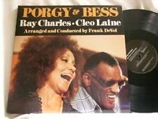 RAY CHARLES CLEO LAINE Porgy & Bess 200 gram vinyl 2 LP Harry Edison J.J.Johnson