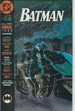 Batman Annual 13, 1989, DC Comics, VF Condition