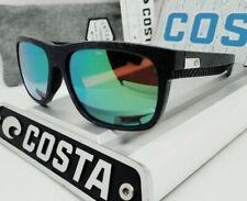 "580G COSTA DEL MAR net gray/green mirror ""BAFFIN POLARIZED sunglasses! NEW! (XL)"