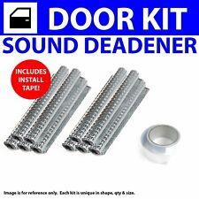 Heat & Sound Deadener Dodge Pickup 1933 - 1947 2 Door Kit + Seam Tape 3885Cm2