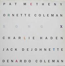 Pat Metheny & Ornette Coleman-Song X (Geffen-RECORDS VINILE-LP GERMANY 1986)
