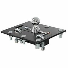 Curt Manufacturing 61052 Over-Bed Folding Ball Gooseneck Hitch