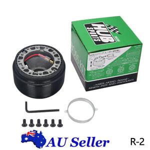 Steering Wheel Hub Boss Kit For Mazda Pickup B2000 B2200 B2600 323 929 85-00 New