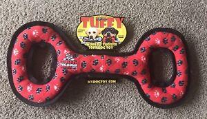 Tuffy® No Stuff Tug-O-War Red