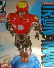 MARVEL Milestones Ultimate IRON MAN Statua, limitata 2500 PEZZI, to NUOVO in scatola.