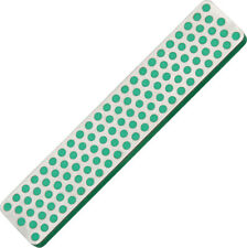 "DMT Extra Fine Diamond Stone Measures 4 3/8"" x 7/8"". Green, extra fine grit. 120"