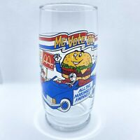 1986 McDonald's Mc Vote 86  Mc D.L.T. Drinking Glass