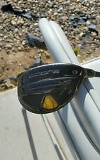 "Cobra Golf #3/4 Black Fly-Z Adjustable Hybrid Utility golf club ""good condition"""