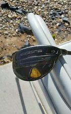 "Cobra Golf #3/4 Black Fly-Z Adjustable Hybrid Utility golf club ""good condition"""