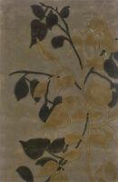 """3x9 Runner Sphinx Wool Handmade Beige Floral 18105 Rug - Approx 2' 6"""" x 8' 10"""""""