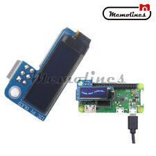 "0.91"" SSD1306 OLED Blue 3.3V 128x32 IIC I2C Display Module For Raspberry Pi"