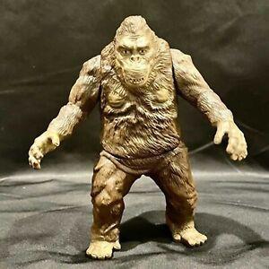 Raymundo Toys King Kong Kong B Sofubi Brown Color from JP Very Rare Godzilla USA