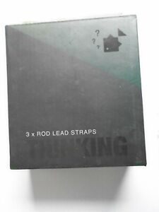THINKING ANGLERS rod lead straps