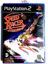 Speed Racer PS2 Playstation Nuevo Precintado Videojuego Retro Sealed New PAL/SPA