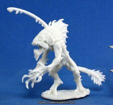 1x GUERRIER TIIK - BONES REAPER figurine miniature d&d rpg fishman warrior 77186