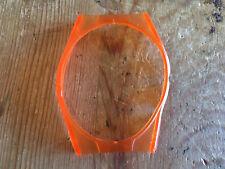 New - Cover Case for Technomarin Watch Chronograph - Dark Orange colour - New