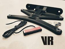 Fender Eliminator Tail Tidy Plate Harley HD V- ROD VROD Night Rod 12- 16 VRSCDX