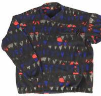 Vintage Nike ACG Multicolor Pullover Fleece Jacket Sweater Men's Size Medium EUC