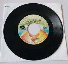 Manolo Galvan El Ganador / Podria MICROFON MS 9001 VG 45 RPM #466