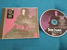 DON JUAN DE MARCO SOUNDTRACK OST BSO CD 1995 MICHAEL KAMEN BRYAN ADAMS