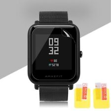 2x TPU Screen Protector For Xiaomi Huami Amazfit Bip PACE Lite Smart Watch New