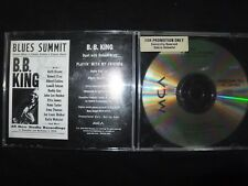 CD SINGLE BB KING / PLAYING WITH MY FRIENDS /