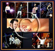 HUGH JACKMAN GREATEST SHOWMAN  2019 CONCERT 1800 PHOTO CD LIVE TOUR SET 1+2+3