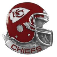 Kansas City Chiefs Team Lapel Pin (Helmet) NFL Licensed Football Jewelry