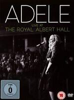 ADELE - LIVE AT THE ROYAL ALBERT HALL  2 DVD NEU