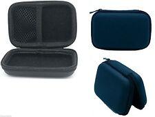 Compact Digital Hard Camera Case Bag External PU Leather Sony DSC-W800 camera