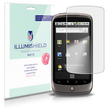 iLLumiShield Anti-Glare Matte Screen Protector 3x for HTC (Google) Nexus One