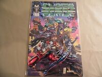 Cyberforce #1 (Image 1992) Free Domestic Shipping