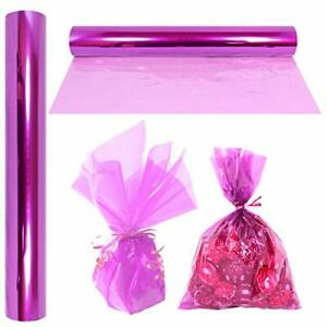 """Cellophane Wrap Roll Lavender 