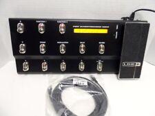 Line 6 FBV Shortboard MkII CUSTOM FOOT CONTROLLER POD X3 HD VETTA SPIDER FBX VTG