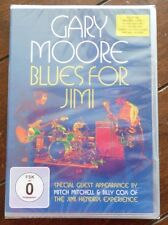 Blues for Jimi by Gary Moore (DVD, 2012) Free Shipping!
