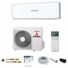 "Klimaanlage Mitsubishi SRK 20 ZS-W Set, 2 kW + ""ready to install"" Set 5m Wand"