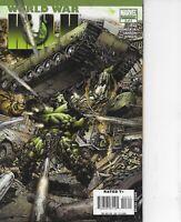 World War Hulk #3 Marvel Comics 2007 Pak/Romita Bagged and Boarded