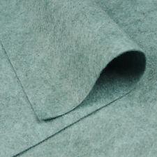 Woolfelt Alpine Mist ~ 22cm x 90cm / felt fabric quilting green christmas craft