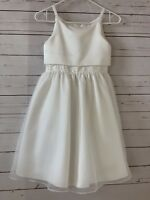 Special Occasion Dress Style 233 Size 4T Us Angels Diamond White Flower Girl